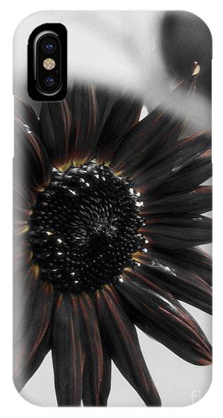 Hells Sunflower IPhone Case