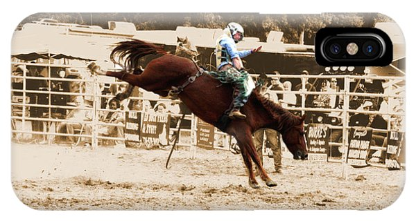 Helluva Rodeo-the Ride 4 IPhone Case