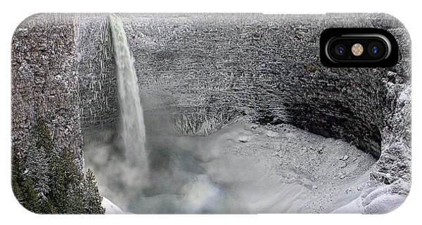 Helmcken Falls IPhone Case