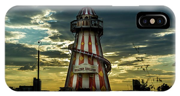 Helter Skelter IPhone Case