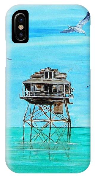 Hemingway Stilt House IPhone Case