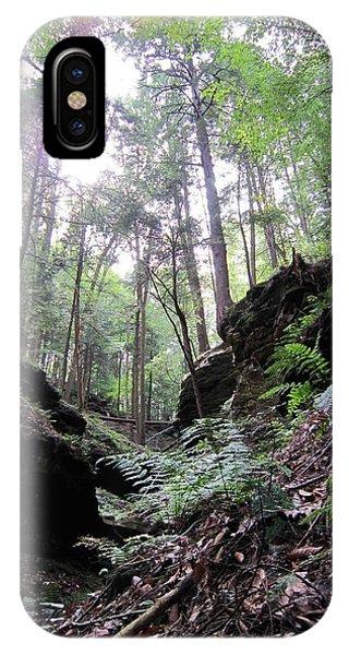 Hemlock Gorge IPhone Case