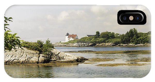 Hendricks Head Lighthouse IPhone Case