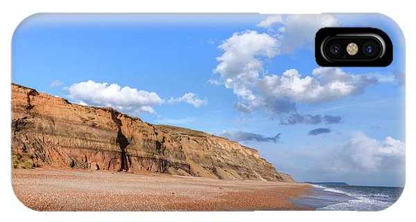 Bournemouth iPhone Case - Hengistbury Head - England by Joana Kruse