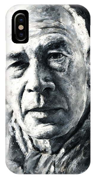 Henry Miller IPhone Case