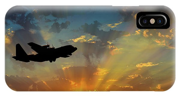 Hercules In The Morning IPhone Case