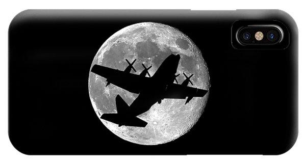 Hercules Moon .png IPhone Case