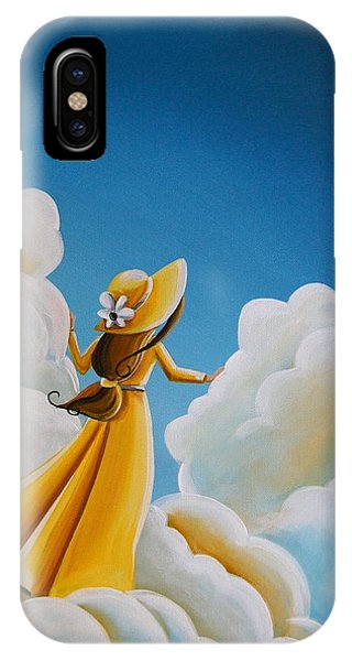 Imagination iPhone Case - Here Comes The Sun by Cindy Thornton