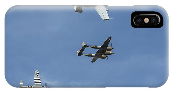 Heritage Flight Break IPhone Case