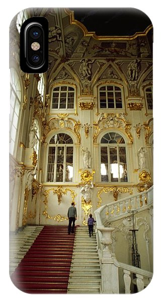Hermitage Staircase IPhone Case
