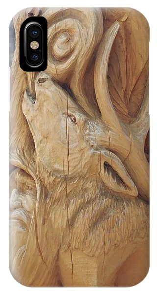 Herne's Song IPhone Case