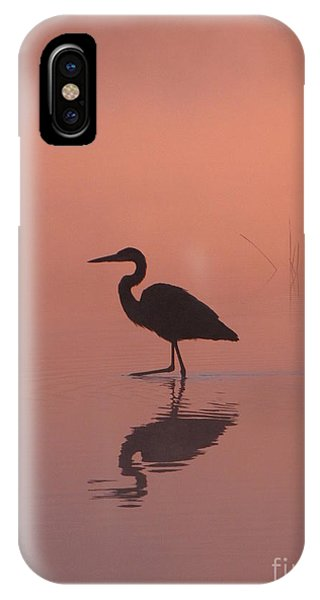 Heron Collection 1 IPhone Case