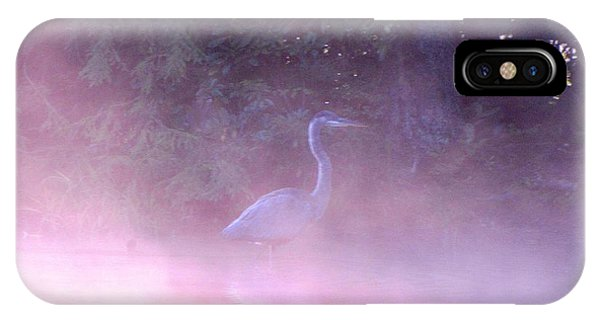 Heron Collection 3 IPhone Case