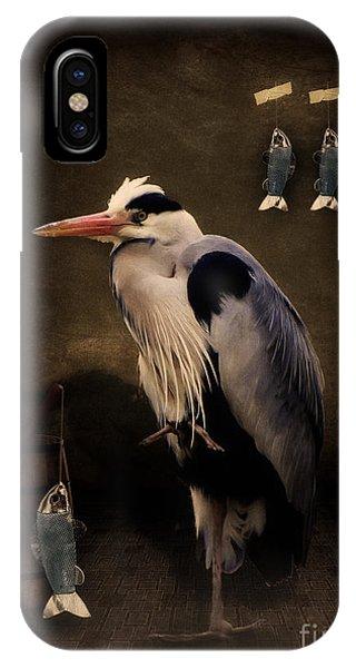 Heron's Home IPhone Case