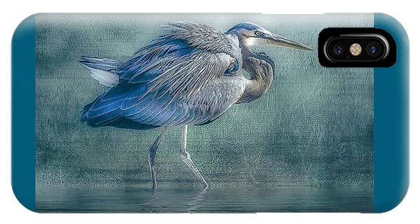Heron's Pool IPhone Case