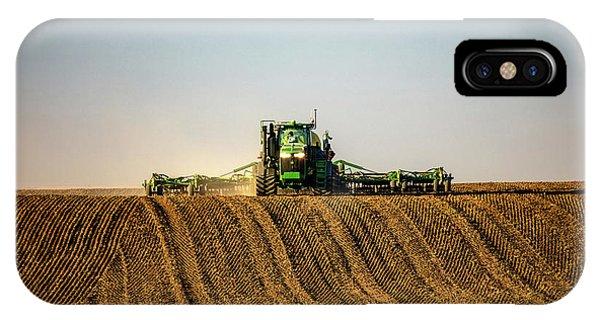 Herringbone Sowing IPhone Case
