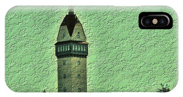 Heublein Tower IPhone Case