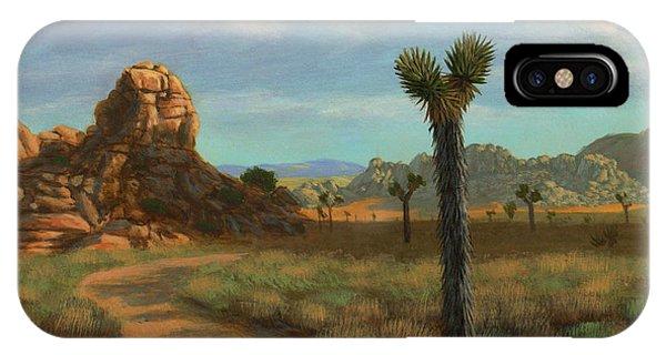 iPhone Case - Hi Desert Road by Mark Junge