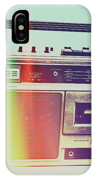 Hi-fi Pop IPhone Case