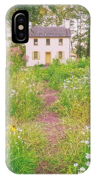 Hibbs House IPhone Case