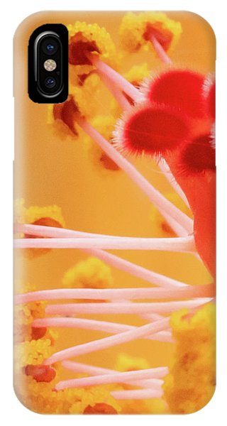 IPhone Case featuring the photograph Hibiscus-2 by David Coblitz