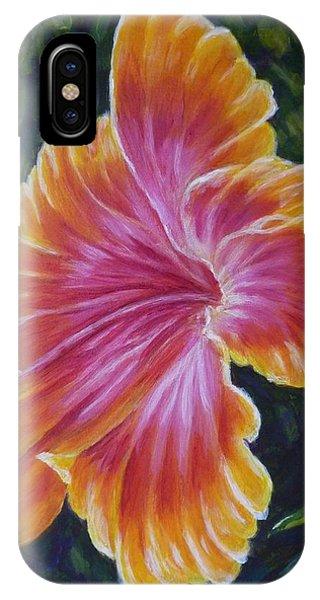 Hibiscus IPhone Case