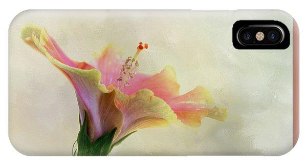 Hibiscus Art IPhone Case