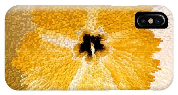 Hibiscus Explosion IPhone Case