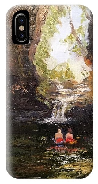 Hidden Cove IPhone Case
