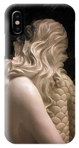 Hidden Mermaid IPhone Case