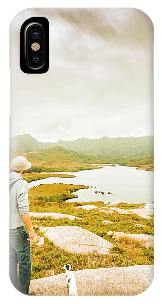 Trial iPhone Case - Hidden Tasmania Trails by Jorgo Photography - Wall Art Gallery
