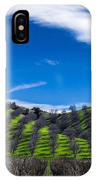 Hidden Valley Hills IPhone Case