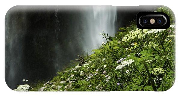 Hidden Waterfall IPhone Case
