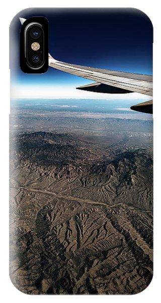 High Desert From High Above IPhone Case