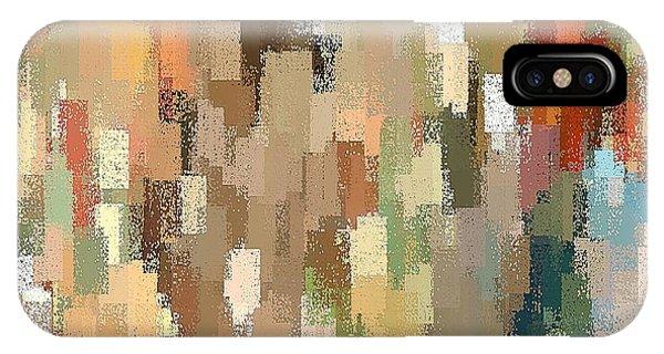 IPhone Case featuring the digital art High Desert Living by David Manlove