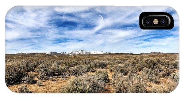 High Desert IPhone Case