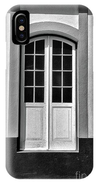 High Door IPhone Case