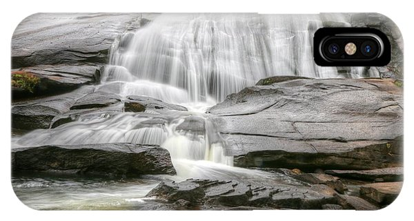 High Falls Of Dupont State Forest IPhone Case