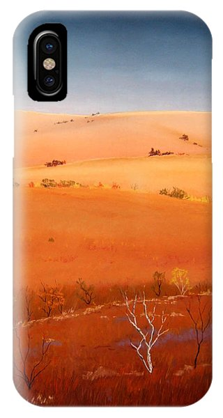 High Plains Hills IPhone Case