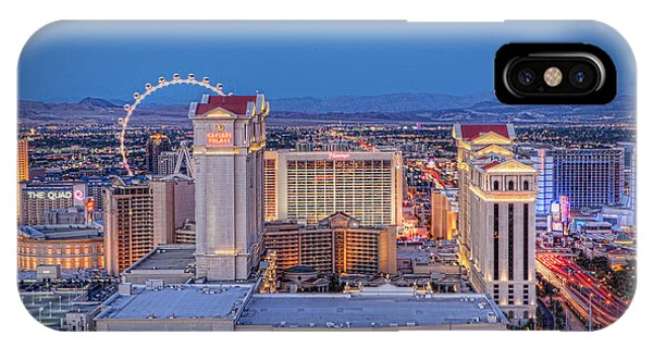 High Roller - Night IPhone Case