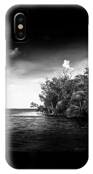 Tidal iPhone Case - High Tide by Marvin Spates