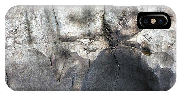 High Water Mark Rock Art By Kaylyn Franks IPhone Case