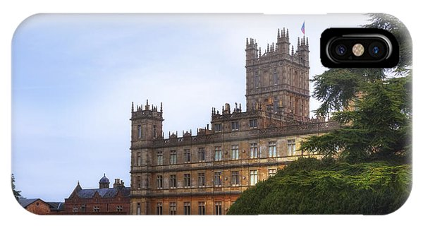 Highclere Castle IPhone Case