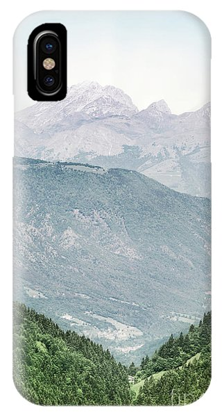 Distant iPhone Case - Higher by Evelina Kremsdorf