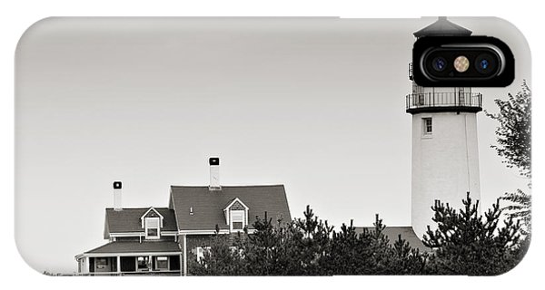 Highland Light At Cape Cod IPhone Case