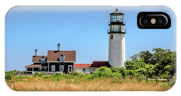 Highland Light - Cape Cod IPhone Case