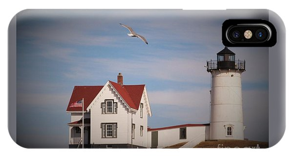 Highlighting The Nubble Light IPhone Case