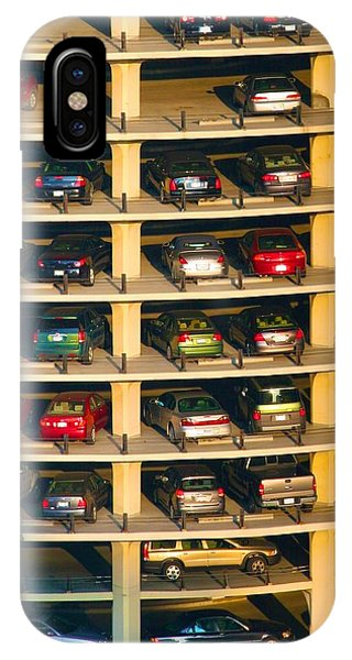 Highrise Carpark IPhone Case
