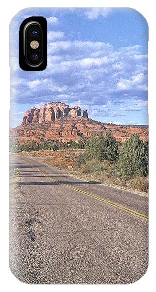 Highway To Sedona IPhone Case