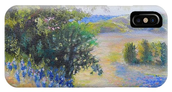 Hill Country View IPhone Case